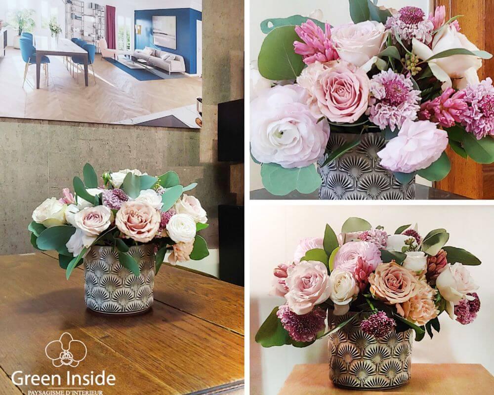bouquets stabilisés